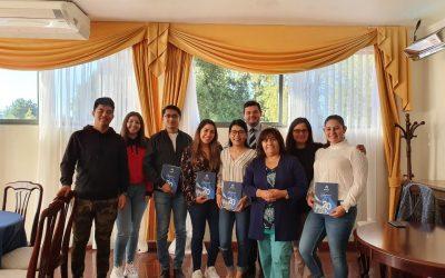 UNACH firma convenio de pasantía con Universidad Veracruzana de México