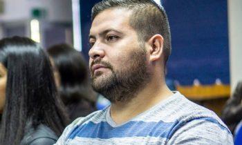 """Andrés Herrera, estudiante de intercambio: """"El apoyo que nos ha brindado la UNACH es incondicional"""""""