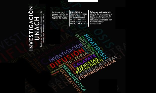UNACH lanza Revista de Investigación que aborda ámbitos científico, tecnológico, social y humanista