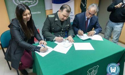 UNACH desarrolla inédita antología junto a los reos de la Penitenciaria de Chillán
