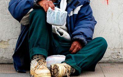 Ayuda Urbana comparte once con personas en situación de calle