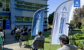 UNACH Comienza Proceso de Autoevaluación con Miras a  Acreditación Institucional 2022