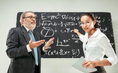 Pedagogía en Matemática y Computación Realizó Ponencias en Conjunto con Universidad Colombiana