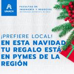 ¡Prefiere Local! En esta navidad tu regalo está en Pymes de la Región de Ñuble
