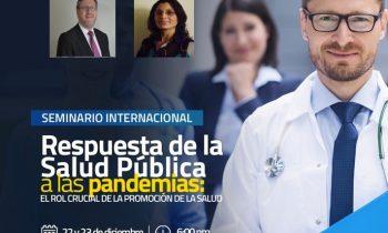Académicos de la UNACH Expusieron en Seminario de la Universidad Peruana Unión
