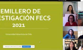Inauguración SEMILLERO DE INVESTIGACIÓN FECS 2021