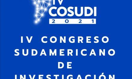 IV CONGRESO SUDAMERICANO DE INVESTIGACIÓN DE LA EDUCACIÓN ADVENTISTA 2021.