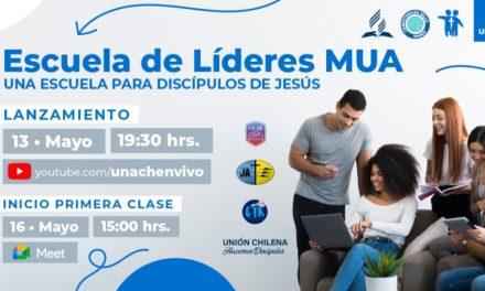 Esta semana se da inicio al programa de lanzamiento de Formación de Líderes MUA