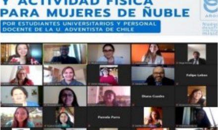 Proyecto UNACH acompaña a las mujeres de Ñuble en tiempos de pandemia