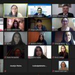 Carrera de Pedagogía en Biología y Ciencias Naturales de la UnACh actúa en actividad de capacitación virtual