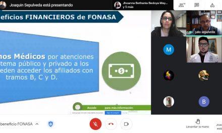 Charla Plan de Beneficios FONASA