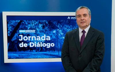 "JORNADA DE DIÁLOGO ""ACREDITACIÓN INSTITUCIONAL 2022"""
