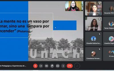 II JORNADA DE ACTUALIZACIÓN PEDAGÓGICA Y EXPERIENCIA DE PRÁCTICAS EDUCATIVAS.