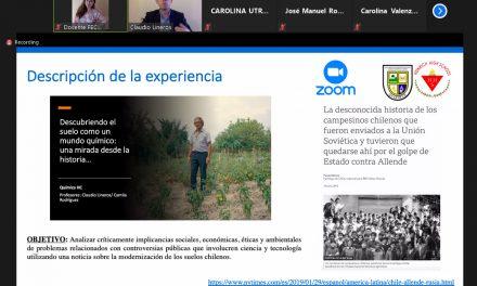 UNACH premió a profesores que transformaron sus clases durante la pandemia