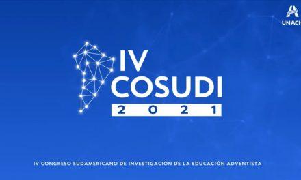 FINALIZÓ CON UN ÉXITO TOTAL EL IV COSUDI 2021 EN LA UNACH.