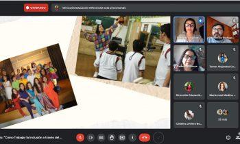 CONVERSATORIO PROFUNDIZÓ OPORTUNIDADES DE LA PEDAGOGÍA TEATRAL PARA LA INCLUSIÓN EDUCATIVA
